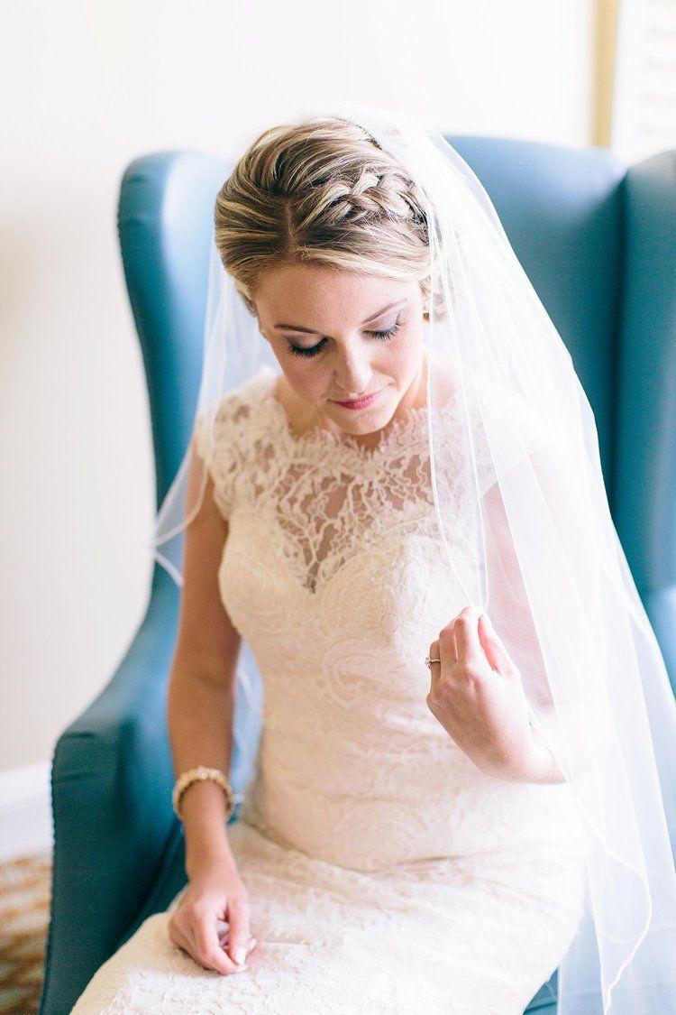 Wedding dresses richmond va  James River Cellars Winery Richmond VA blush and gold wedding