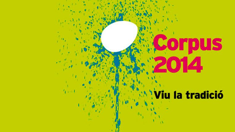 Corpus 2014. 19 to 22 June. Diferent places.