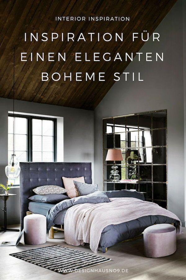 Inspiration Für Einen Eleganten Bohemian Wohnstil Bohemian45 ways to ...
