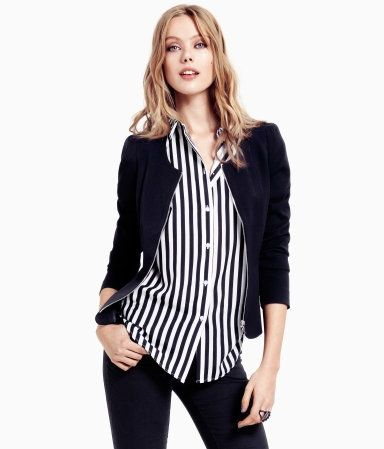 Jacket $39,95 from H