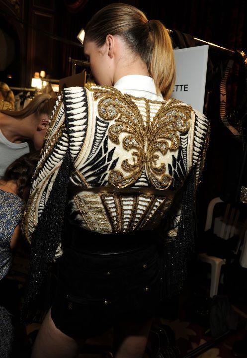 s/s 2012 paris fashion week.