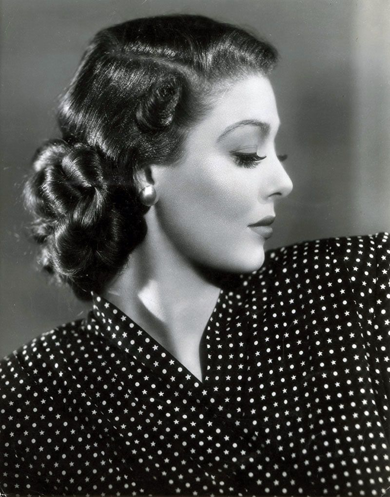 Loretta Young, photographed by A.L. Whitey Schaefer, 1940