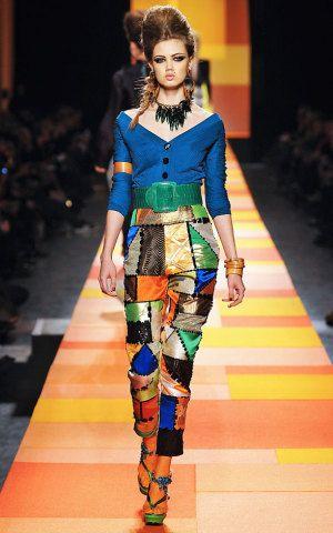 Jean Paul Gaultier - Desfile - Verão 2013 - Alta-Costura