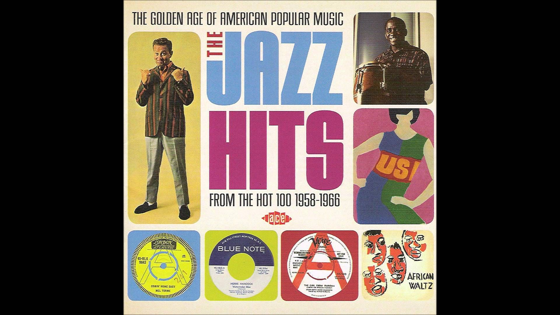 The Jazz Hits From The Hot 100: 1958-1966