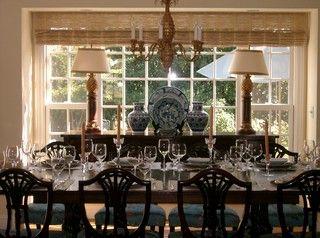 kathleen burke design - traditional - dining room - san francisco