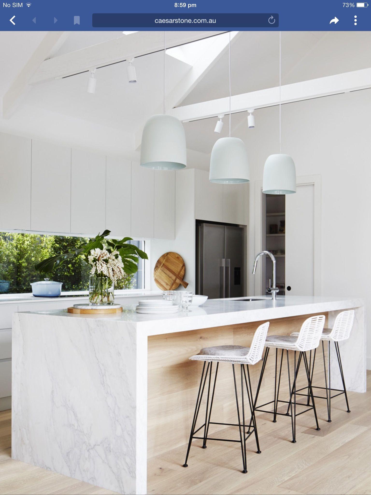Pin de Cati Rotger en Cocinas modernas | Pinterest | Cocinas, Cocina ...