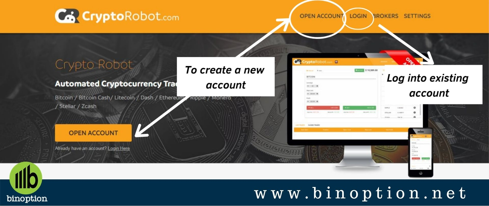 Crypto Robot Best Crypto Proprietary Trading Robot