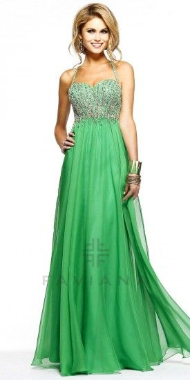 Sassy and Chic defines this dress. Be a showstopper in the evening gown. ......Price - $438.00 - gzGweEMN
