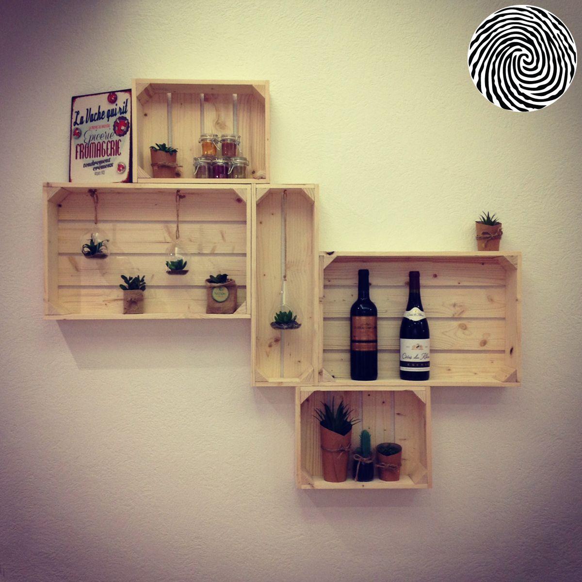 tag res d coratives 1 latte 2s2l1h coloris naturel by. Black Bedroom Furniture Sets. Home Design Ideas