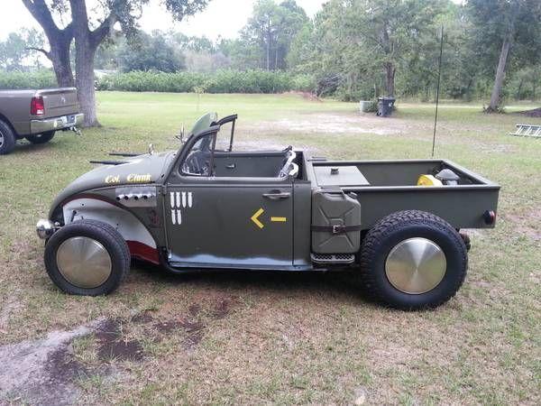 1971 vw rat rod bug