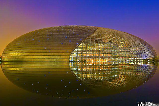 As 17 Construcoes Mais Estranhas Do Mundo Edificios Construcao