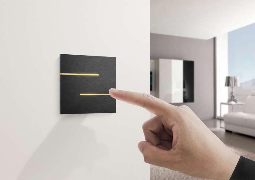 Placche e interruttori cjc switches lighting design e