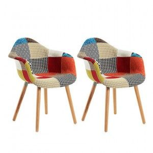 Set of 2 Adora Armchairs