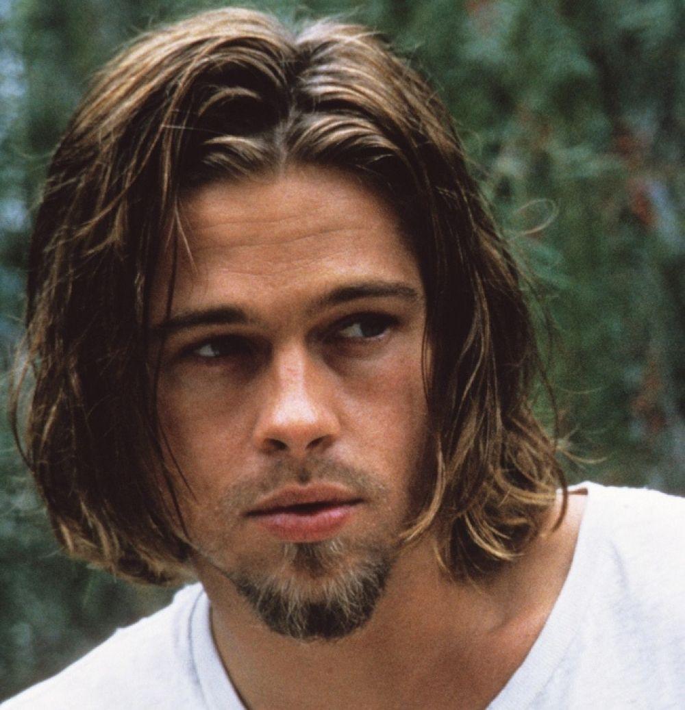 The Way Brad Pitt Changed Incredible Hairstyles Baospace Brad Pitt Hair Brad Pitt Long Hair Surfer Hair