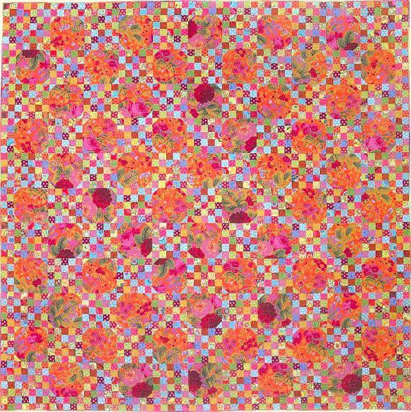 Marmalade Quilt by Liza Prior Lucy   Kaffe Fassett Fabrics   Kaffe ... : kaffe fassett fabrics quilting - Adamdwight.com