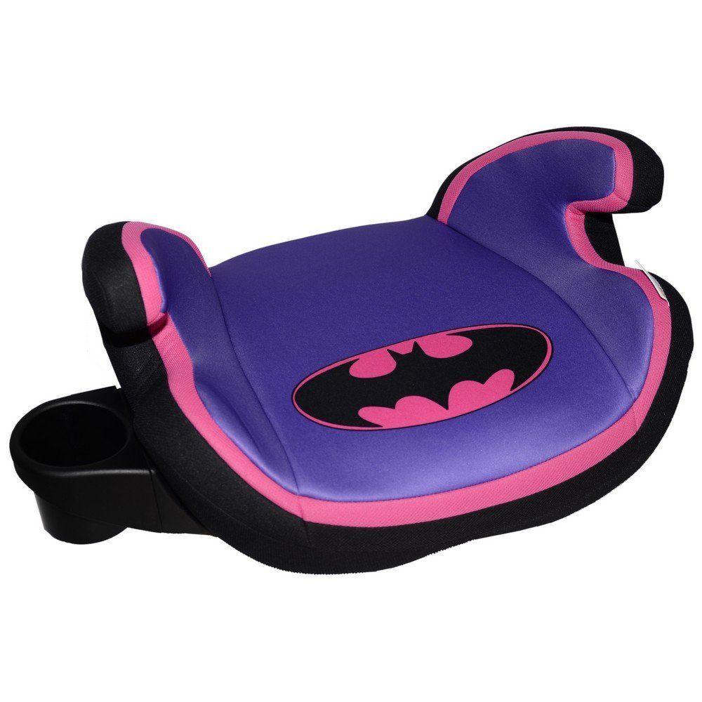 batgirl no back car booster seat cover