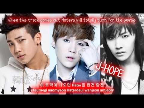 BTS (Bangtan Boys) - Cypher PT.3 : KILLER [Eng Sub + Romanization + Hangul] - YouTube