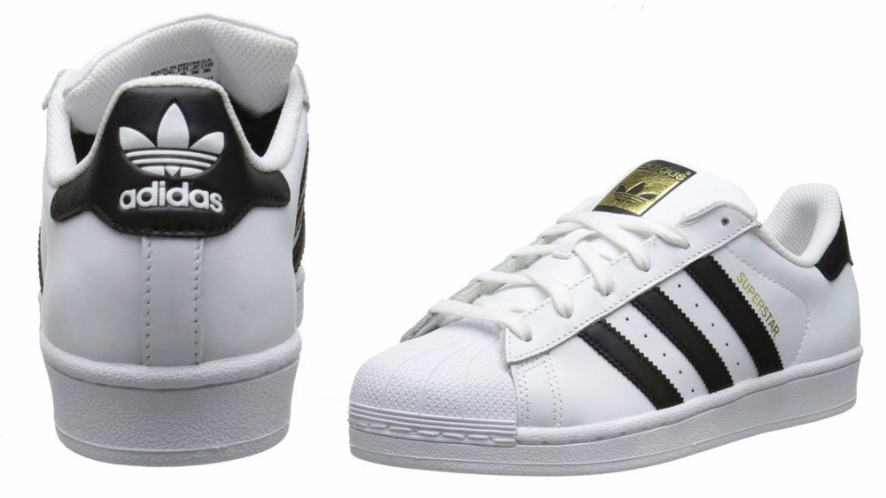 promo code 2c39a 78eab Details about Adidas Superstar Originals White Black C77124 ...