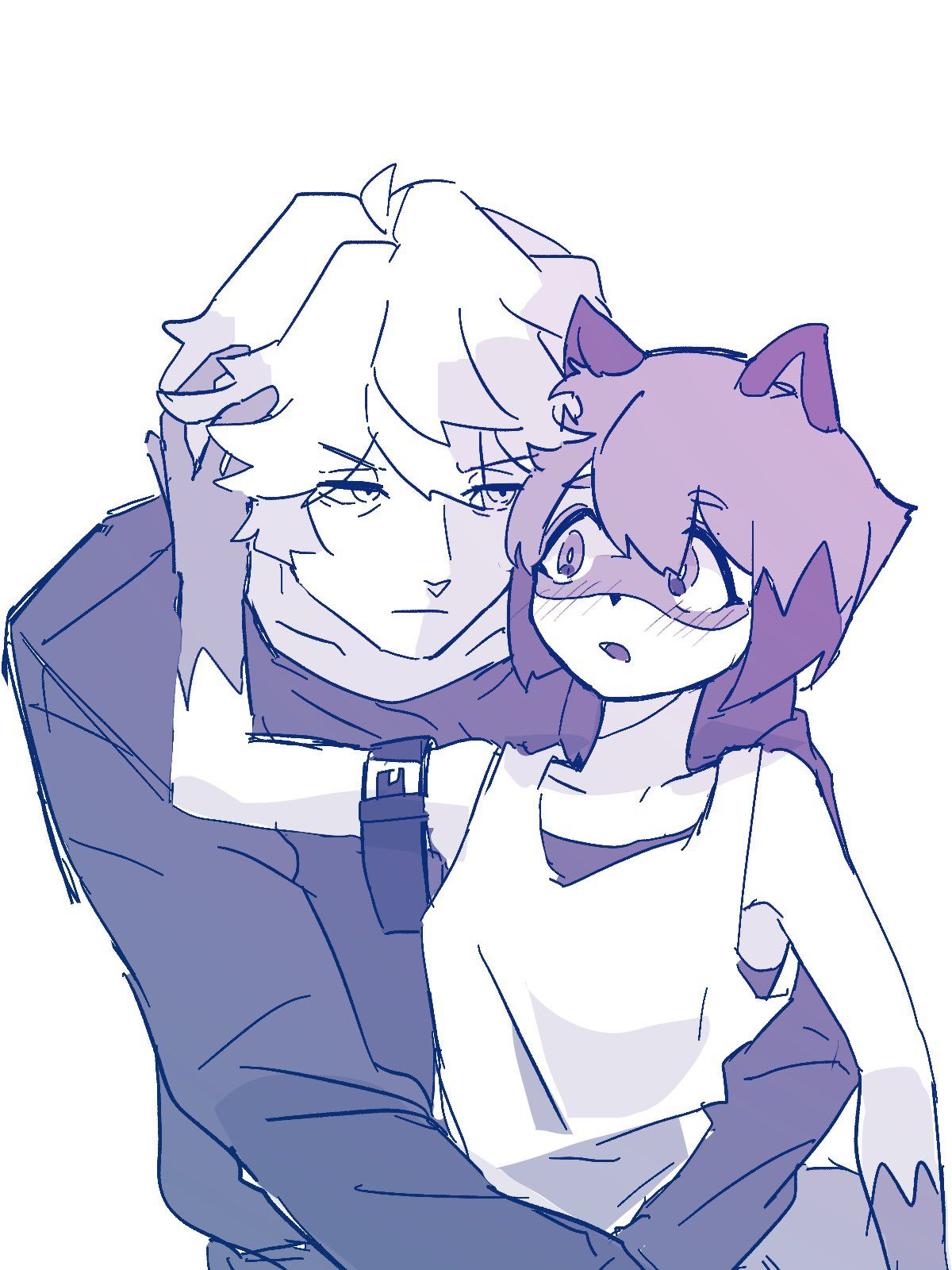 Pin By The Pompotte22 On Bna In 2020 Anime Anime Eyes Furry Art