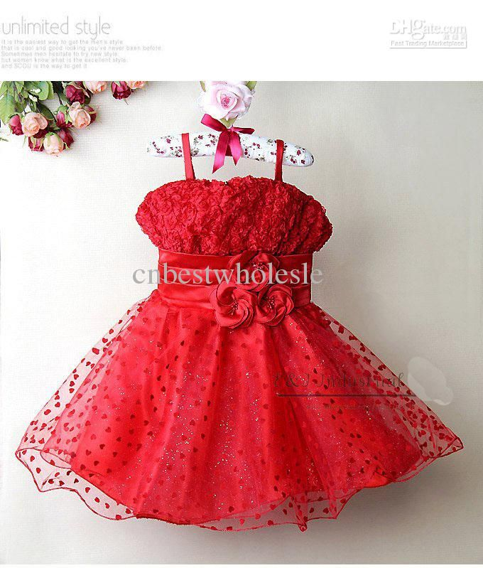 Collection Dresses For Kid Girl Pictures - Reikian