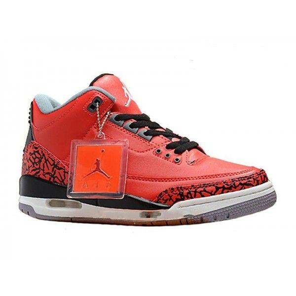 Air Jordan 3 (III) Retro 2013 - Chaussure Nike Air Jordan Pas Cher Pour