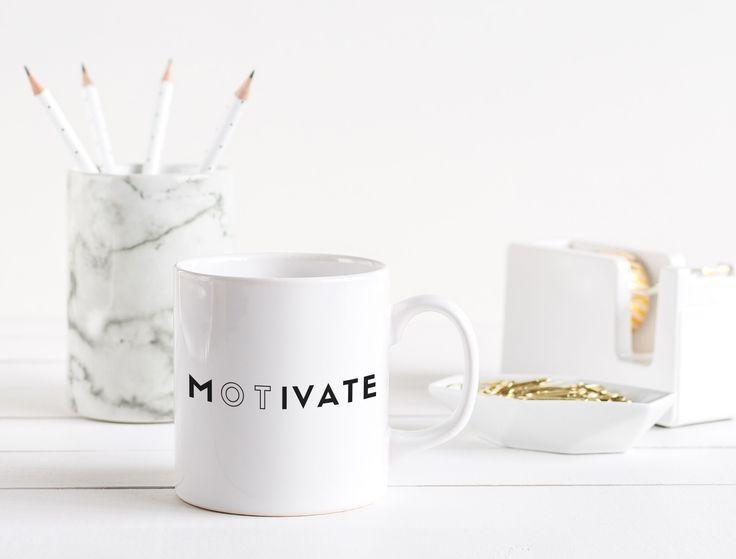 Custom mug motivate occupational therapy coffee mug