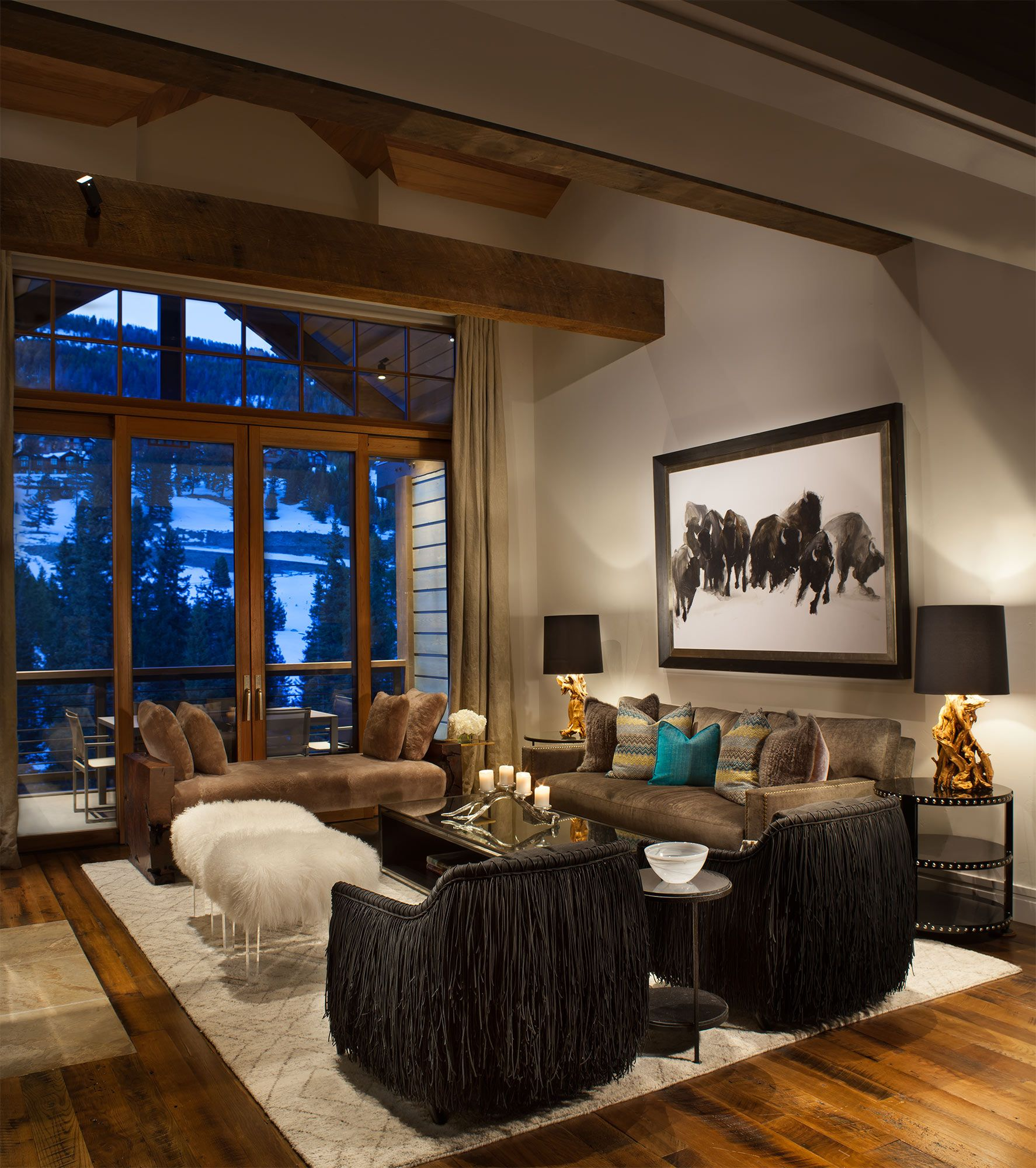 BISON HAUS | Interior Decoration Inspiration | Pinterest | Haus, Big ...
