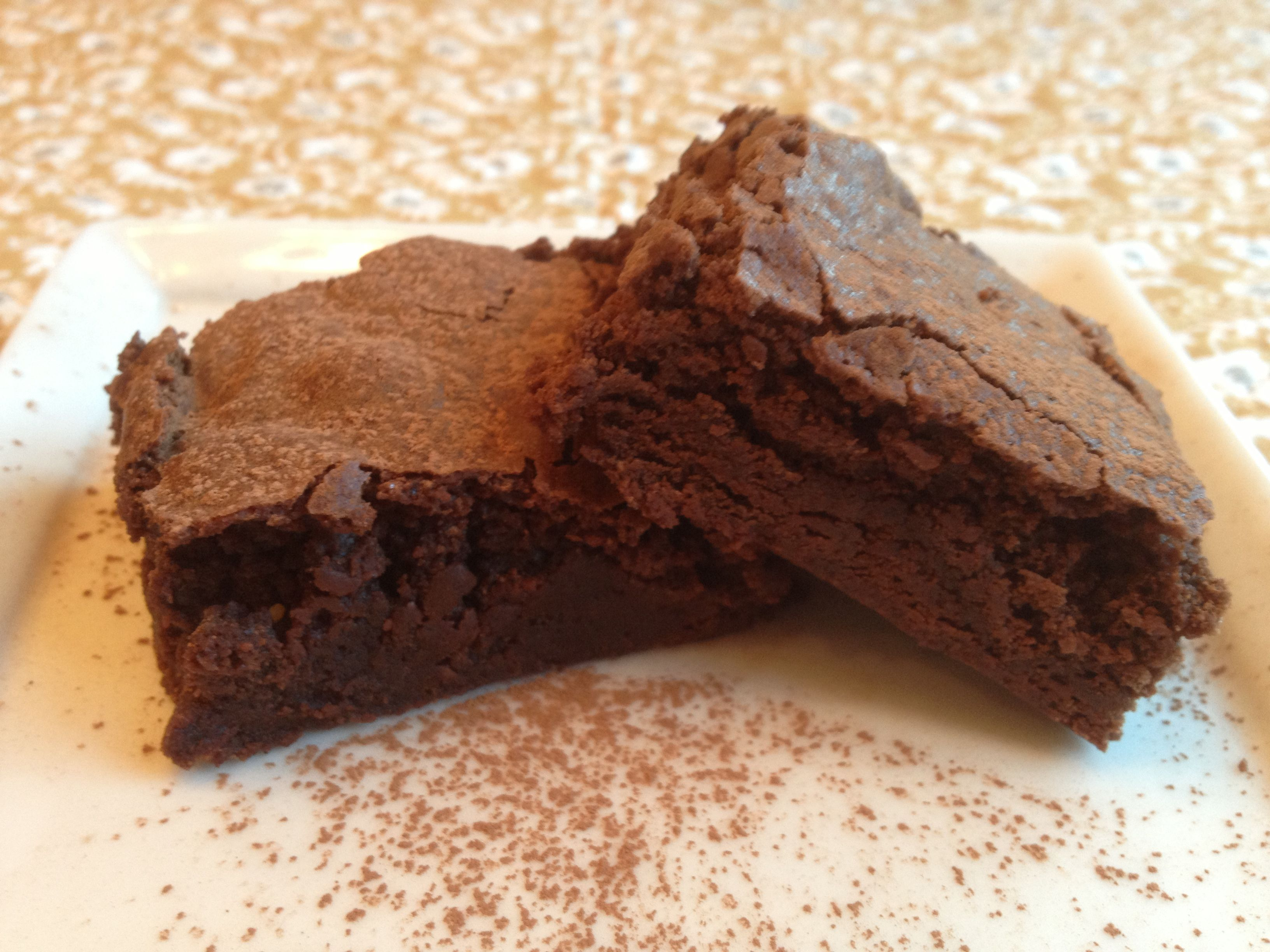 Angies pantry brownies what i love about the recipe is