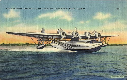 Related image (With images) | Flying boat, Boat, Vintage ...