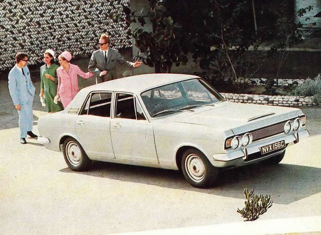 Ford Zodiac Mk 4 Classic Cars British Ford Zephyr Car Ford