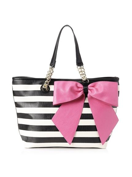 22738398d297 Betsey Johnson Women s Bow-Tas-Tic Shoulder Bag