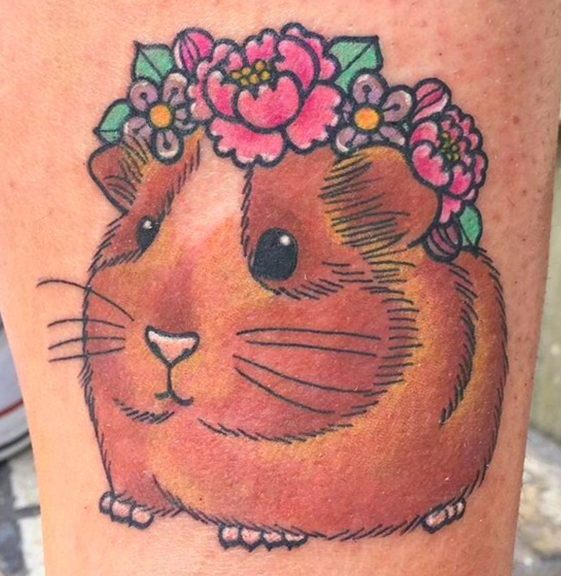 hamster tattoo hamsters tattoos ideas pinterest tattoo piercings and tatting. Black Bedroom Furniture Sets. Home Design Ideas