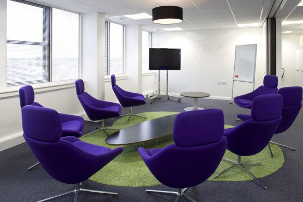 Relaxed Meeting Room Designs