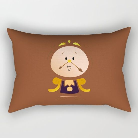 Buy Baby Cogsworth Rectangular Pillow by happy patterns. Worldwide shipping available at Society6.com. Just one of millions of high quality products available.
