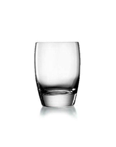 Luigi Bormioli Set Of 4 Michelangelo Masterpiece 12 Oz Double Old Fashioned Glasses For 21 82 Luigi Bormioli Glasses Fashion Stemless Wine Glass
