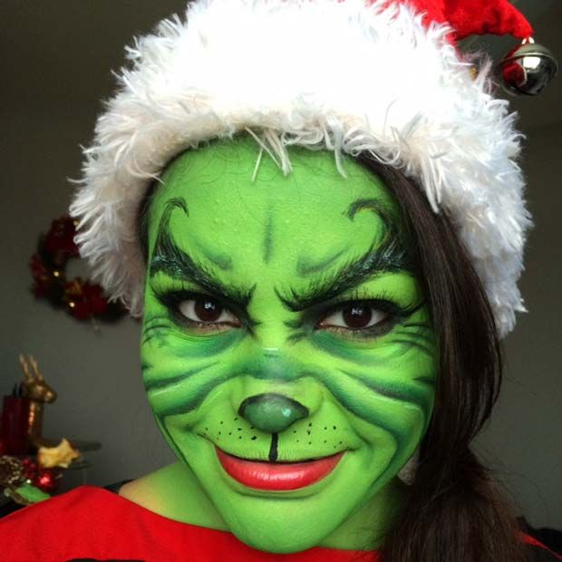 Christmas Halloween Makeup.29 Jaw Dropping Halloween Makeup Ideas Movie Special