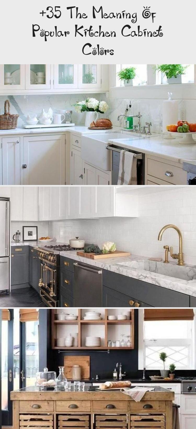 En Blog En Blog In 2020 Kitchen Cabinet Colors Dining Room Renovation Popular Kitchens
