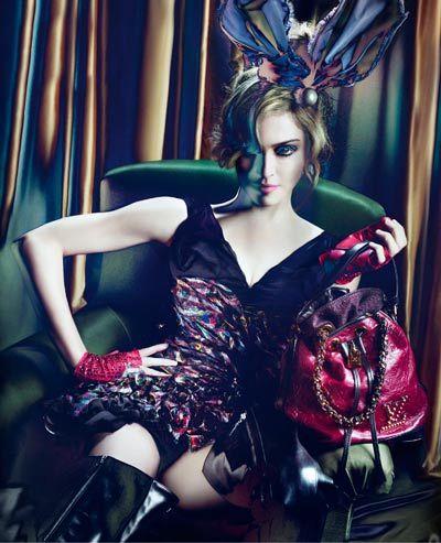LouisVuitton - Madonna