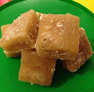 receta facil caramelos de jengibre caseros