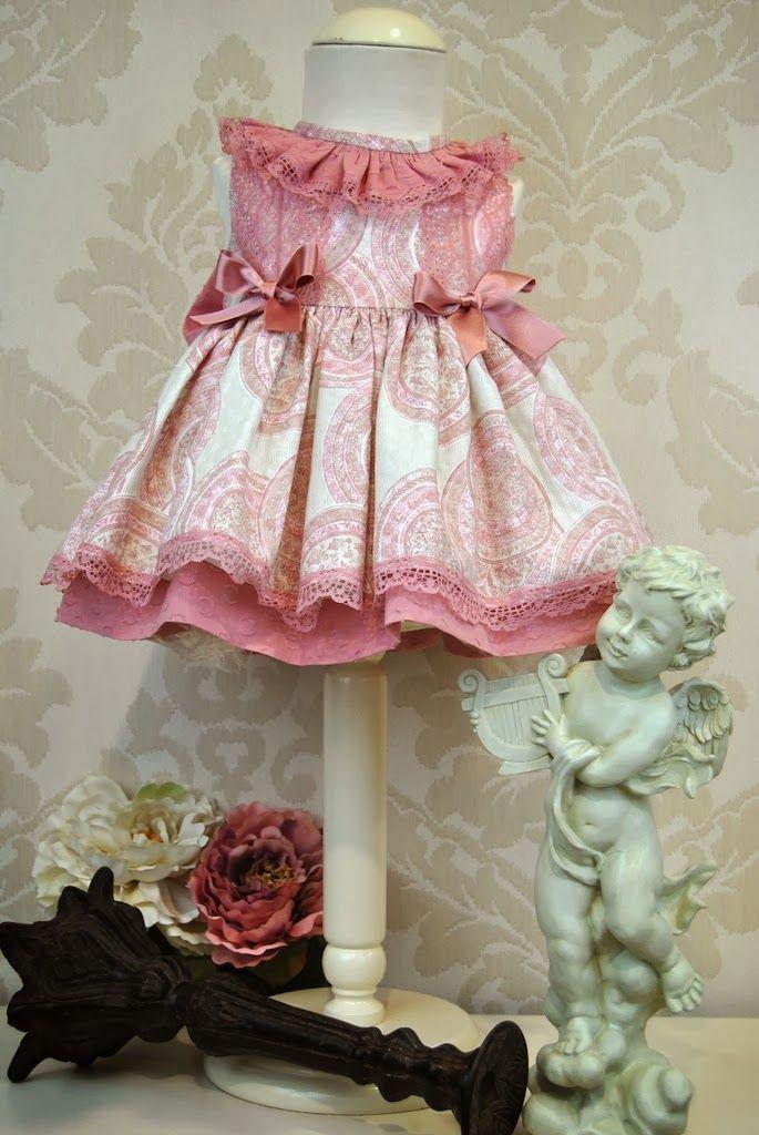 El Armario De Lucia Girl Pinterest Vestidos Para Ninas