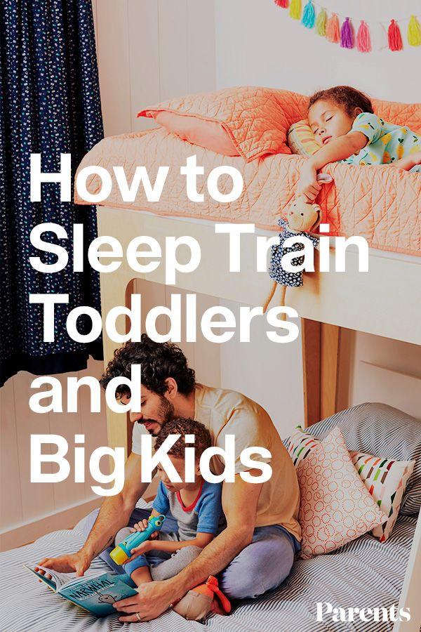How to Sleep Train Toddlers and Big Kids in 2020 Sleep