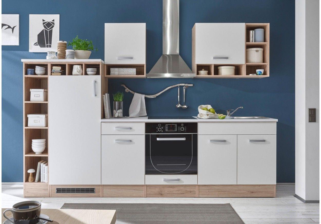 Dieser Küchenblock mit Elektrogeräten lässt keine Wünsche