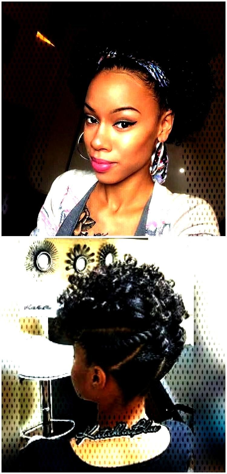 of short afro hairstyles - August 31, 2019 at 703 p.m. Images of short afro hairstyles...Images of