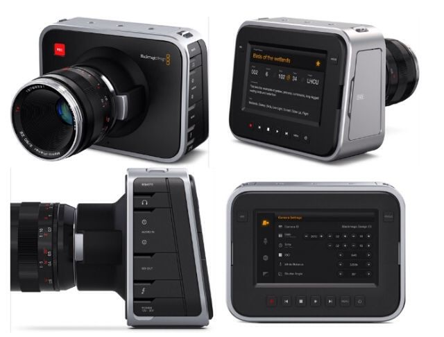 Forget Canon, this is what's on the wishlist. #BlackMagic Cinema ...
