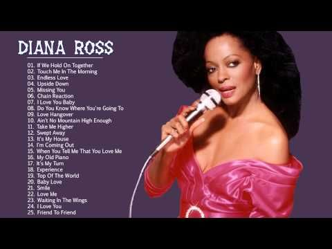 Diana Ross Greatest Hits The Best Of Diana Ross 2016 Youtube