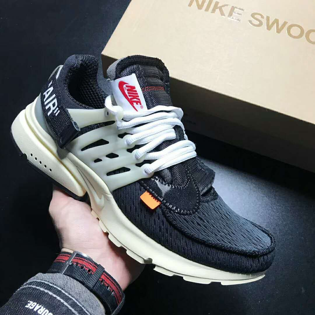 cheap for discount 5c695 963d4 Virgil Abloh The Ten OFF WHITE Nike Air Presto AA3830-001 size up to 14