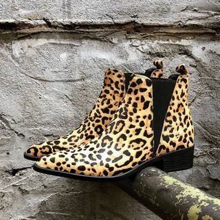 ca076e2dab1 Everyone needs a little leopard! Loving this new bootie by ...