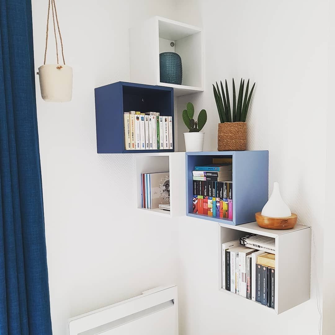 Mensole Ikea Cucina Prezzi mensole a forma di cubo ikea