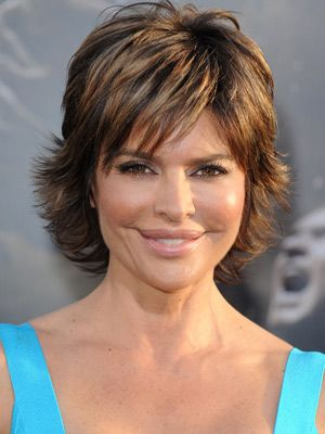 short shag haircut.....I just love her hair!!! e595c5d51b50
