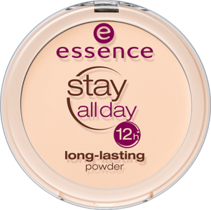 pudr stay all day Essence cosmetics, Setting powder